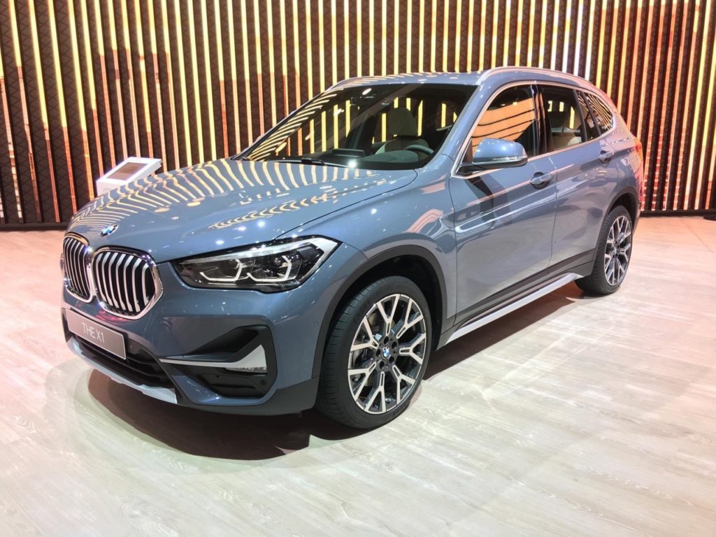 BMW X1 - Salone di Francoforte 2019