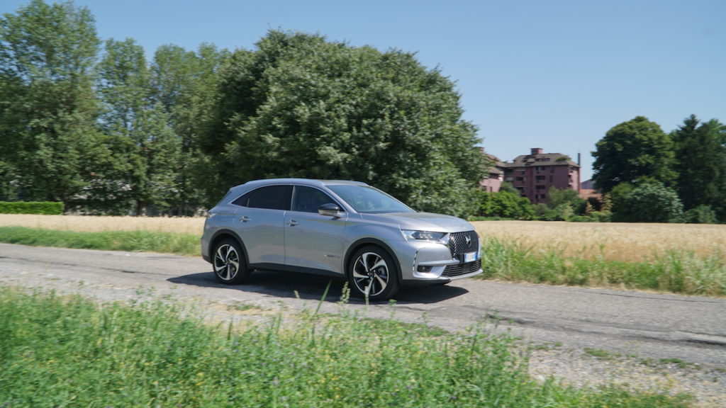 DS 7 Crossback: come è nato lo stile del SUV francese [INTERVISTA]