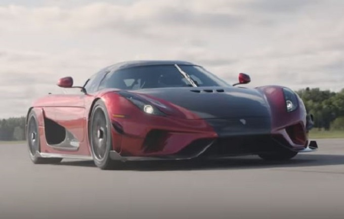 Koenigsegg Regera, è record del mondo sullo 0-400-0 km/h: 31,49 secondi [VIDEO]