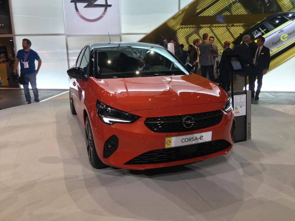 Opel: dalla Corsa all'Astra, quante novità a Francoforte [INTERVISTA VIDEO]