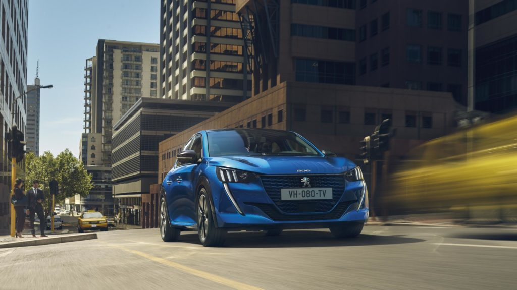 Peugeot 208: vinto il premio Auto 2019 di Automotive News