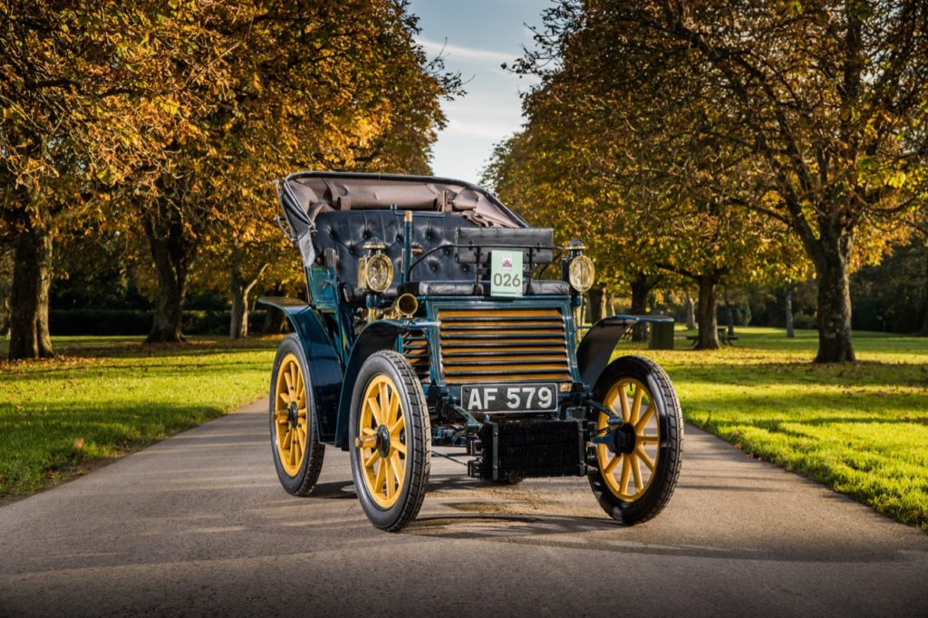 Fiat - London to Brighton Veteran Car Run 2019