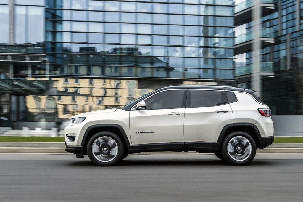 Jeep Compass: l'offerta Business con leasing o finanziamento