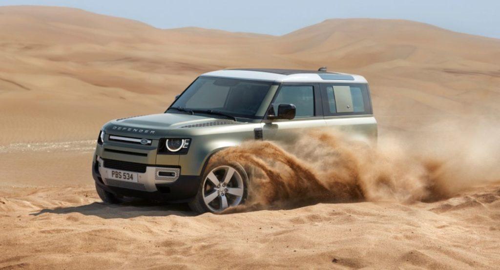 Nuova Land Rover Defender 2019: guida all'acquisto e configuratore