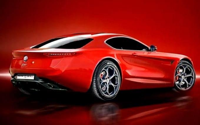 Alfa Romeo 6C: nuova idea stilistica per chi vuole continuare a sognare [RENDERING]