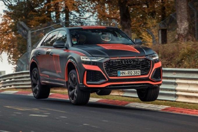 Audi e-tron Sportback e RS Q8: doppia anteprima al Salone di Los Angeles 2019