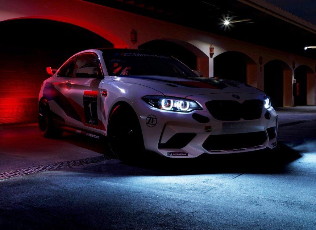 BMW M2 CS Racing: la versione da corsa che anticipa l'arrivo del modello stradale [TEASER]