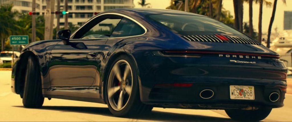 Bad Boys 3: il trailer in italiano con la Porsche911 Carrera 4S 2020
