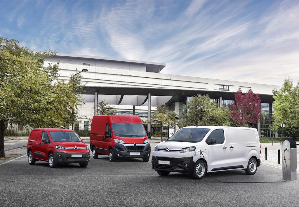 Citroen Jumpy 2020: i veicoli commerciali diventano elettrici