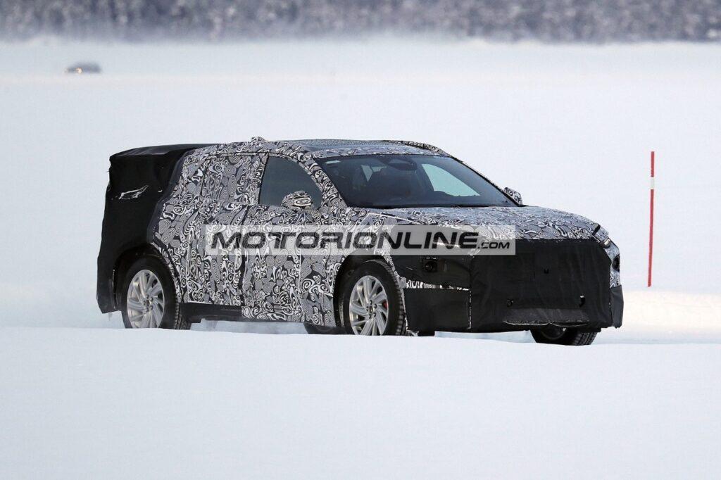 Ford Mondeo - Foto spia 15-2-2021