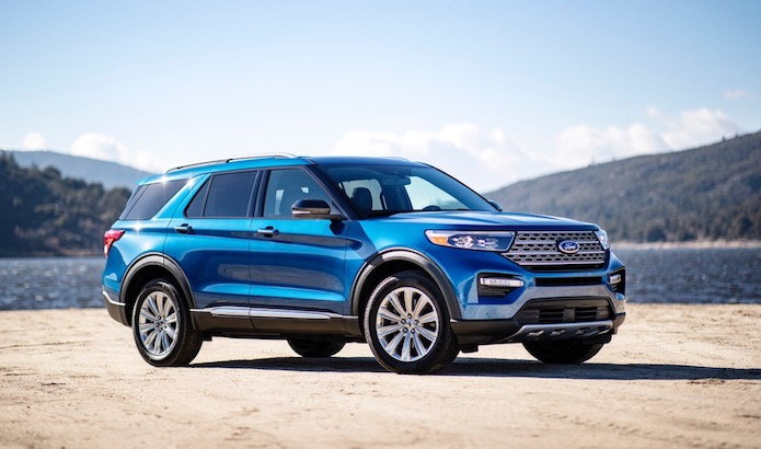 Ford Explorer: cinque stelle nei test EuroNCAP [VIDEO]