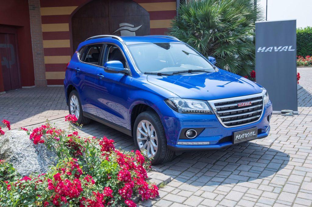 Haval H2, il SUV del marchio cinese ora in Italia anche con alimentazione GPL