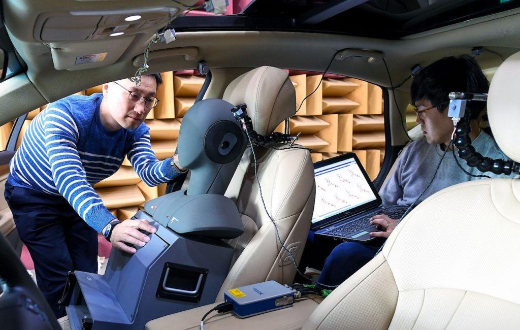 Hyundai: un nuovo sistema per ridurre il rumore della strada