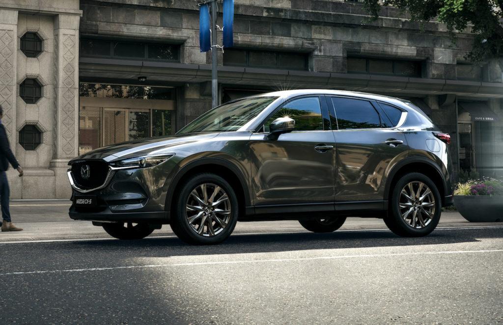 Mazda CX-5 2020: il SUV arriva in Italia, da 32.350 euro