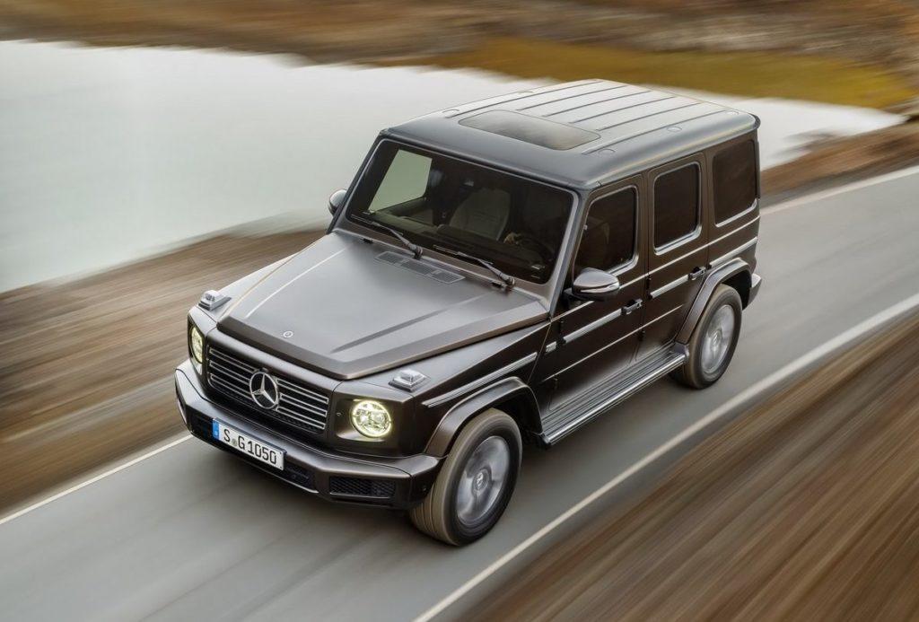 Mercedes Classe G, la versione elettrica si farà: la conferma della Casa della Stella