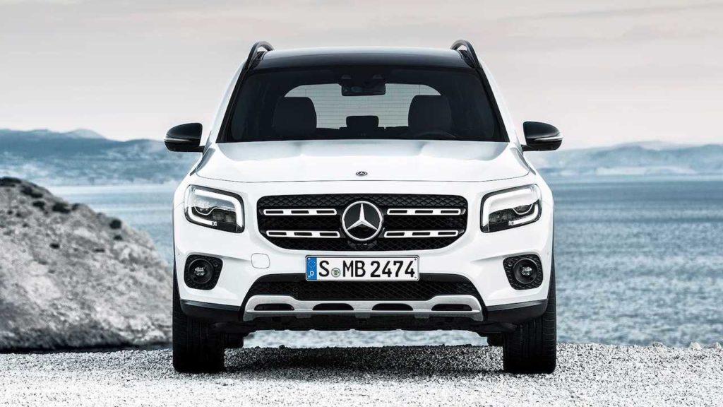 Mercedes GLB: cinque stelle EuroNCAP per il SUV della Stella [VIDEO]