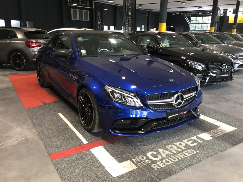Mercedes-AMG Certified