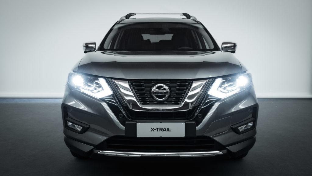 Nissan X-Trail Salomon