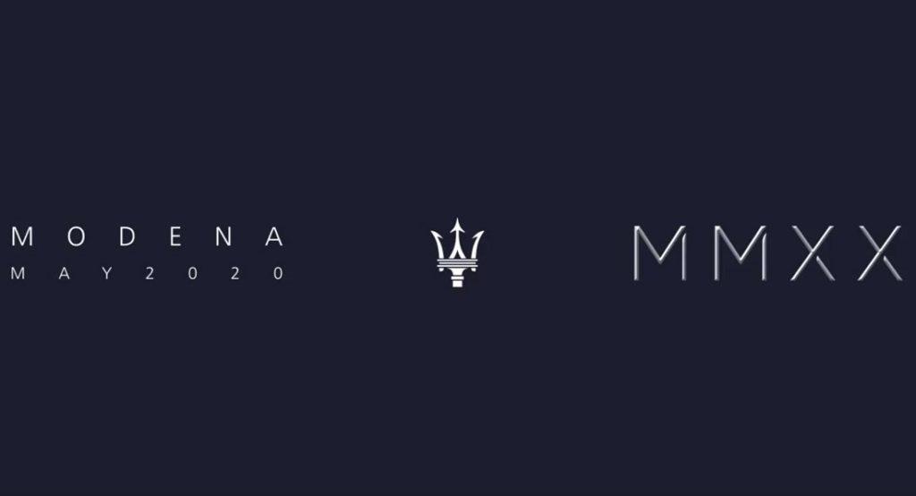 Maserati, via al conto alla rovescia per la nuova super sportiva: sarà svelata a maggio 2020 [TEASER]