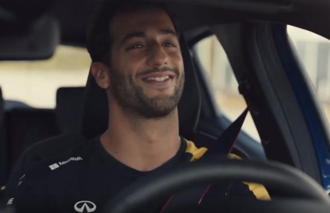 Nuova Renault Clio: la piccola che stupisce Daniel Ricciardo [VIDEO]