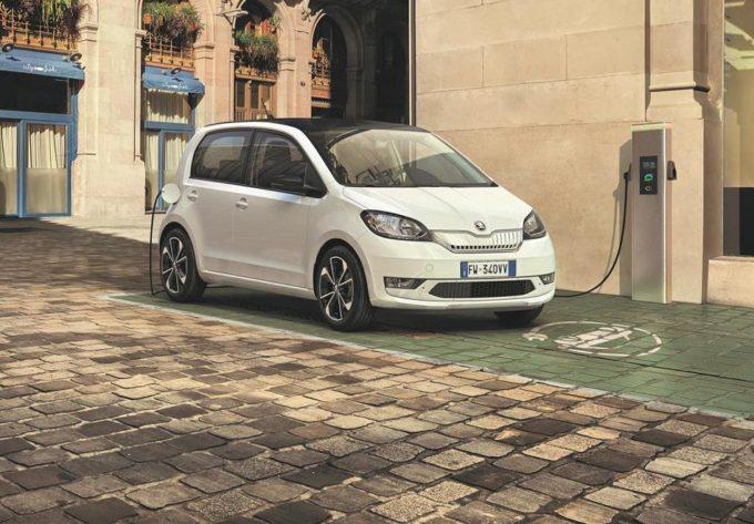 Skoda Citigoe iV: via alla prevendita della piccola elettrica, prezzo di lancio di 19.900 euro