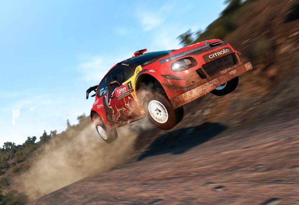WRC 8: ora disponibile anche su Nintendo Switch [VIDEO TRAILER]