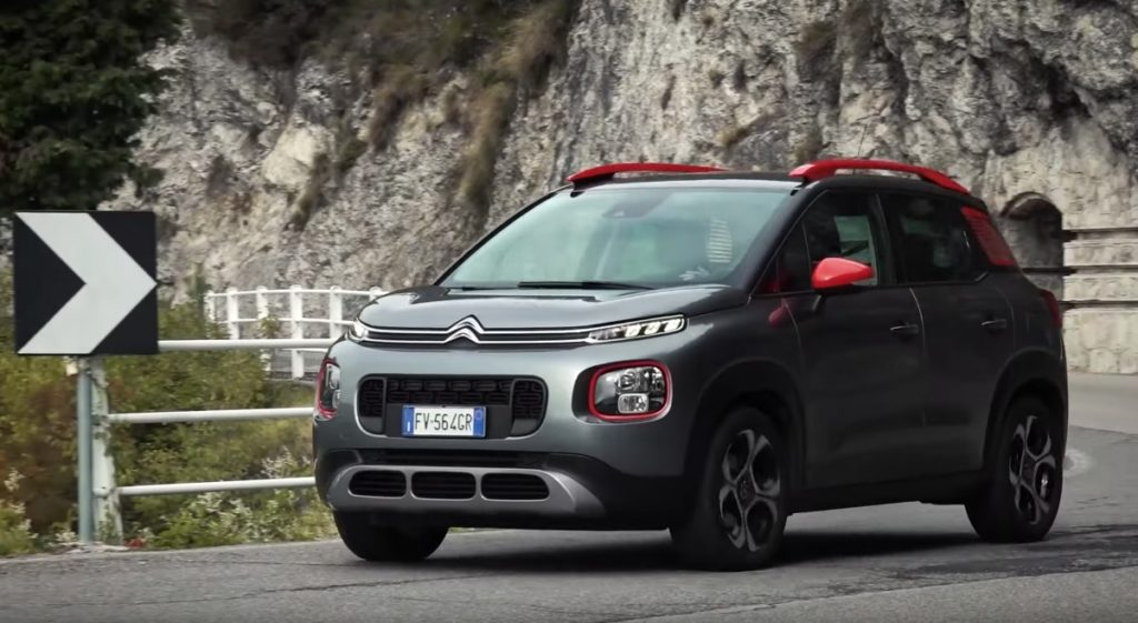 Citroen C3 Aircross: con il SUV sul Lago di Garda [VIDEO]