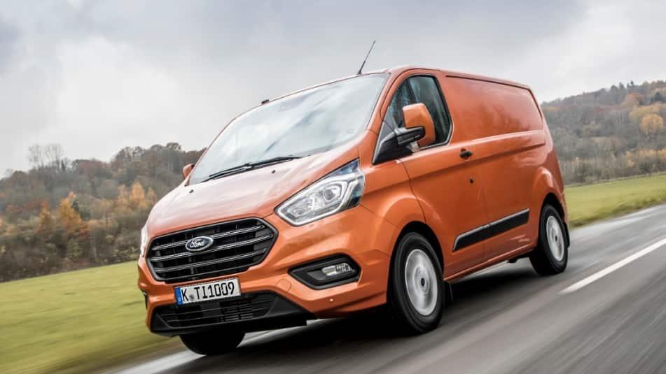 Ford: doppio riconoscimento per i veicoli commerciali [VIDEO]