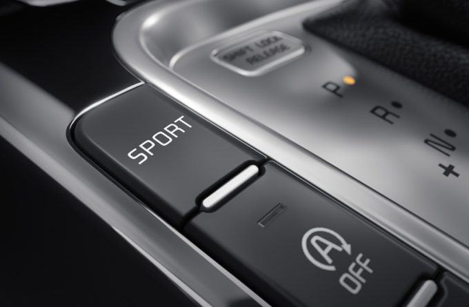 Kia XCeed: il sistema Drive Mode Select