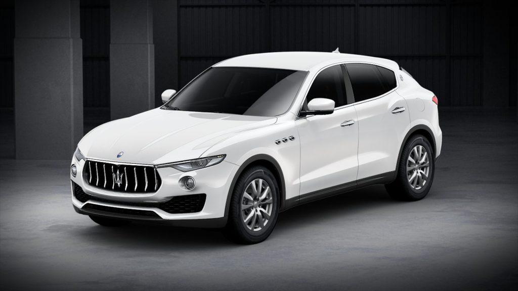 Maserati Levante: promozione leasing fino al 30 novembre