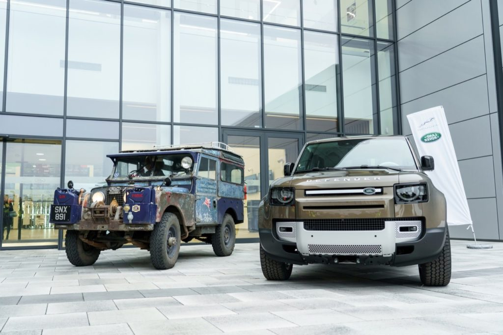 Land Rover - Last Overland 2019