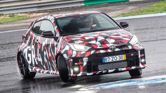 Nuova Toyota GR Yaris 2020, la Hot Hatch definitiva con 250 CV e trazione integrale [VIDEO]