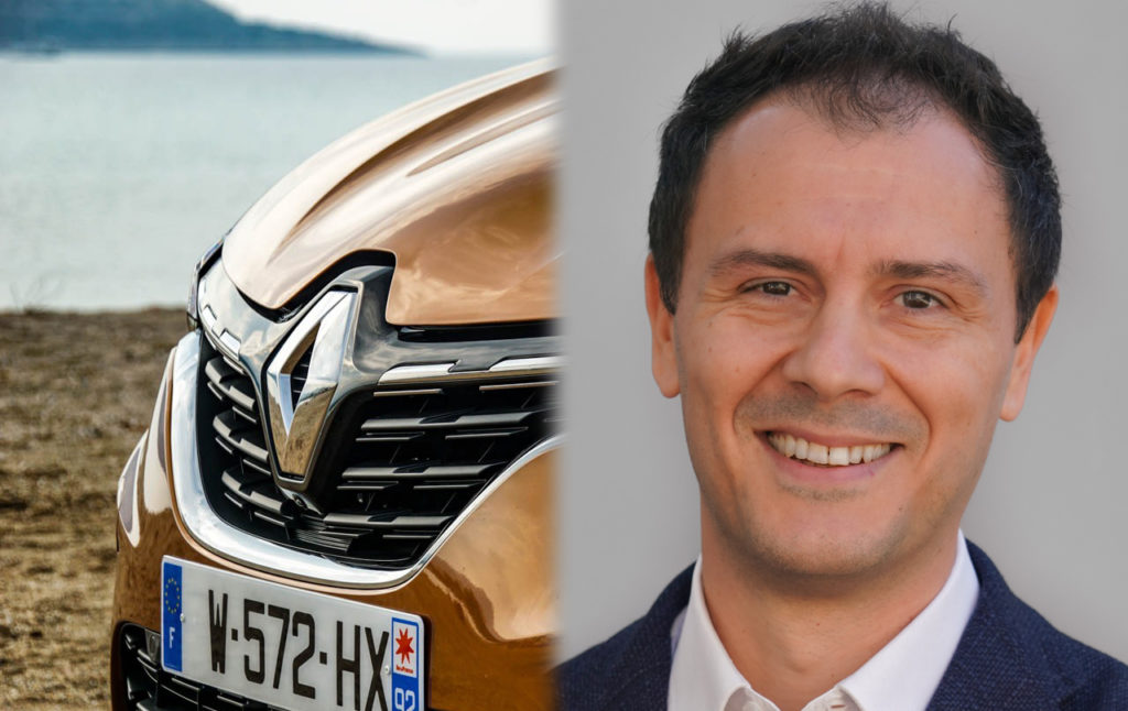 Renault Italia: Daniele Romano nuovo Press & Product Communication Manager