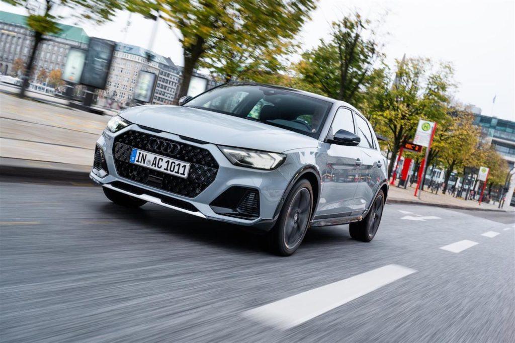 Audi A1 2020: novità per le versioni Citycarver e Sportback