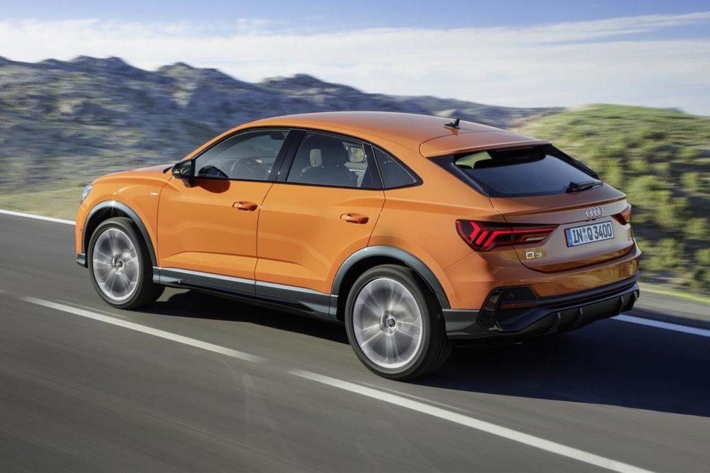 Audi leader del segmento premium in Italia per l'undicesimo anno di fila