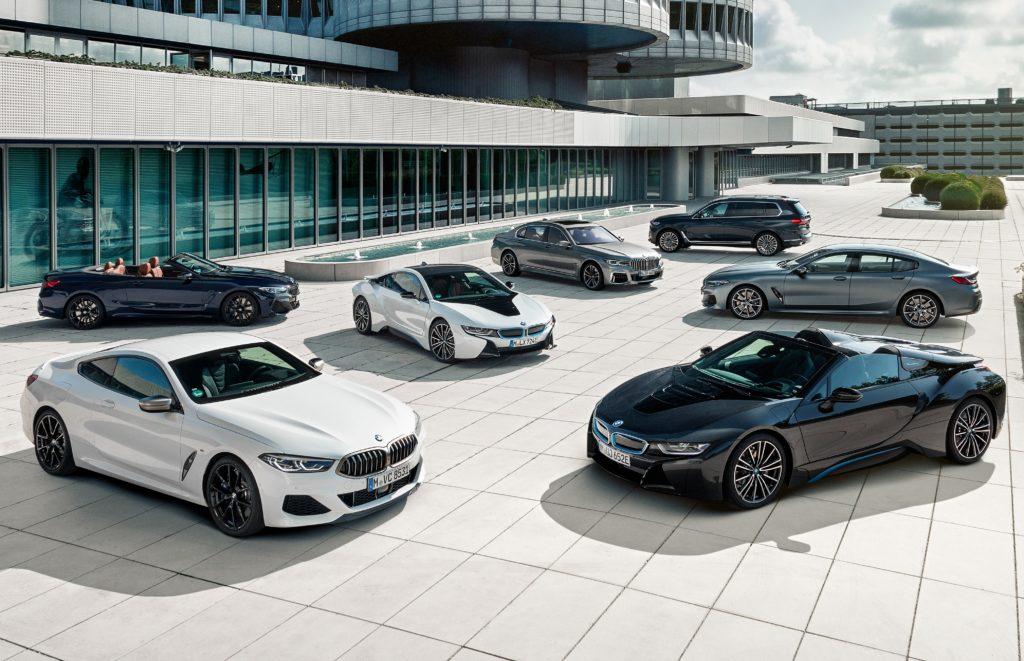 BMW Group: vendite al massimo storico nel 2019