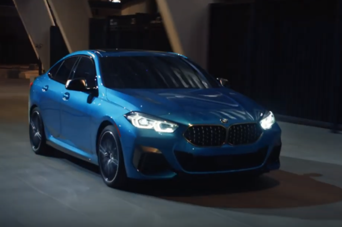 BMW Serie 2 Gran Coupé: lo spot Option 2 per il lancio negli Stati Uniti [VIDEO]