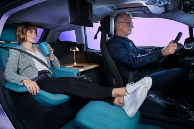 BMW i3 Urban Suite: quando a comandare è il relax [VIDEO]