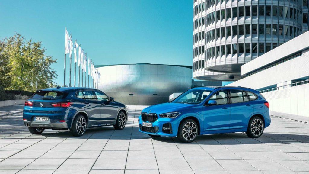 Nuove BMW X1 e X2 xDrive25e, ora anche ibrido Plug-In