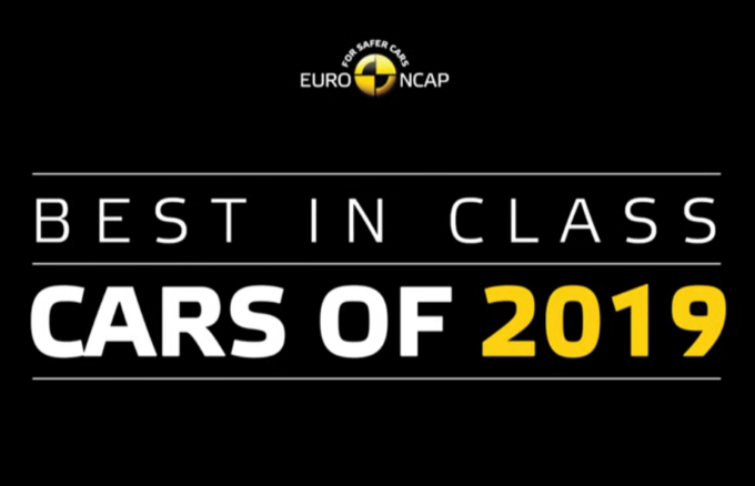 Le auto più sicure del 2019: ecco le Best in Class di Euro NCAP [VIDEO]