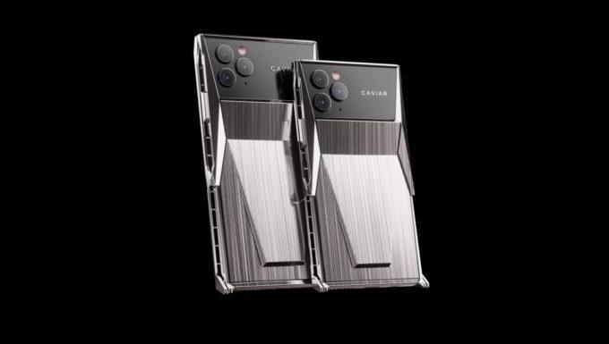 Tesla Cybertruck, così il suo design ispira lo stravagante smartphone di Caviar [VIDEO]