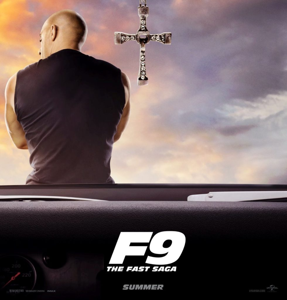 Fast and Furious 9 - Locandina