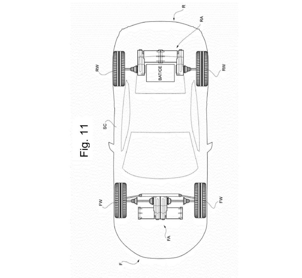 Ferrari elettrica: depositato un nuovo brevetto che rivela l'arrivo di un futuro EV del Cavallino