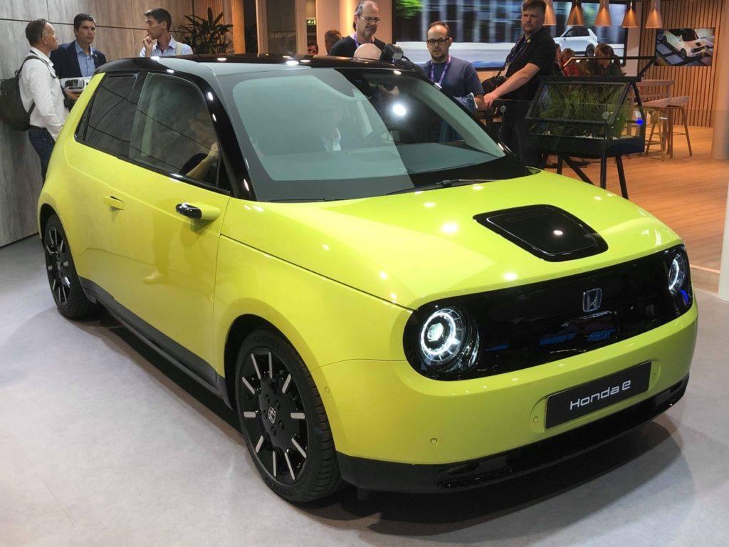 Honda e Type R: un'elettrica ad alte prestazioni per il futuro?