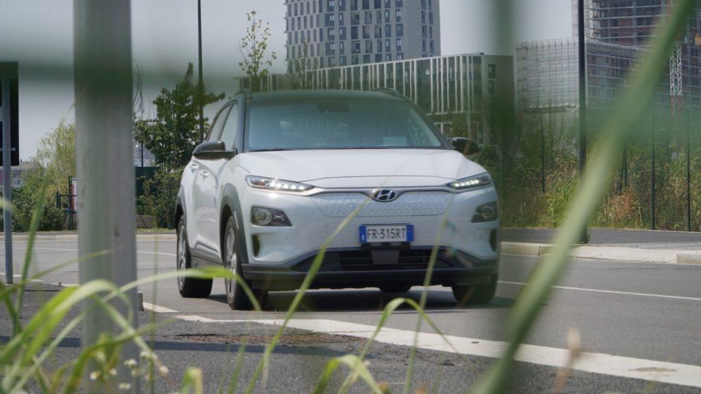 Hyundai Kona elettrica: via alla produzione in Repubblica Ceca
