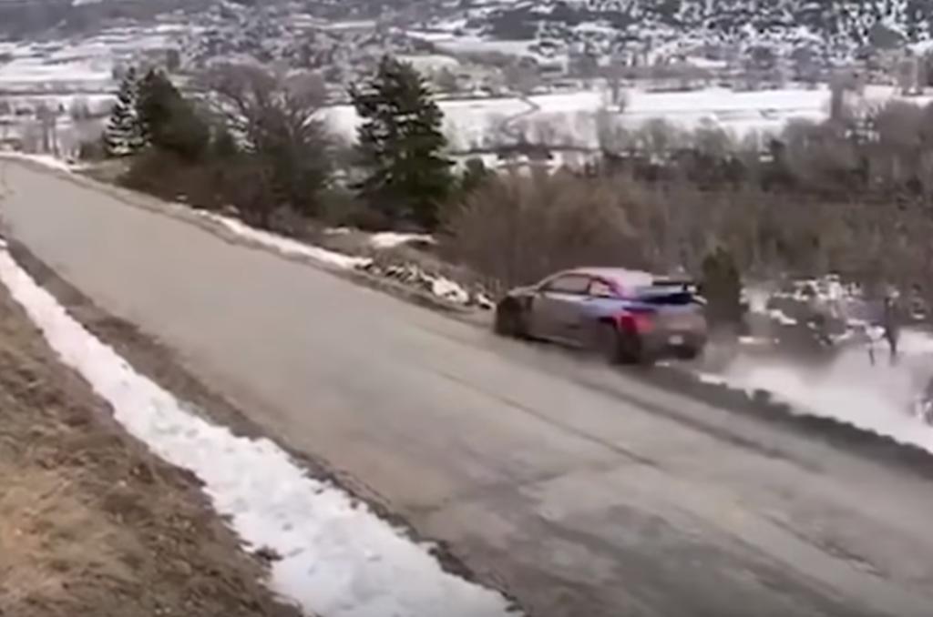Rallye Monte-Carlo 2020: spaventoso incidente per la Hyundai i20 WRC di Ott Tanak e Martin Jarveoja [VIDEO]