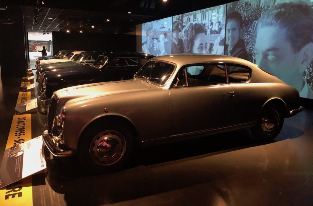 Lancia Aurelia: il restauro della B20S lancia la festa per i 70 anni