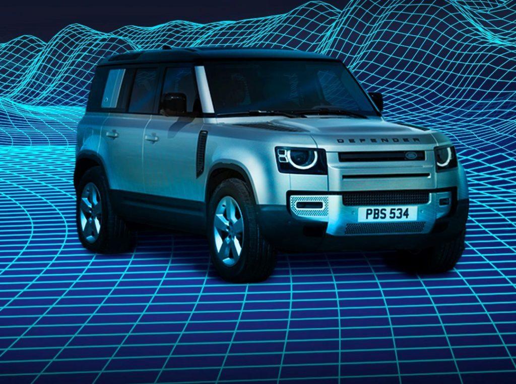 Land Rover Defender 72 Yrs Web Edition: serie speciale da 72 esemplari prenotabile solo online