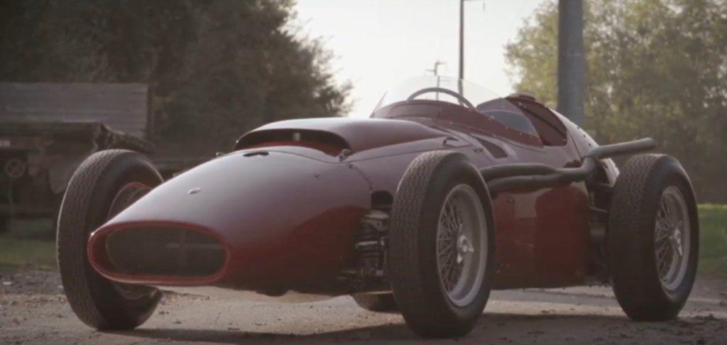 """Maserati 250F: chiamata anche """"monoposto intramontabile"""" [VIDEO]"""
