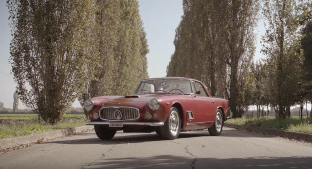 Maserati 3500 GT: uno storico esempio della filosofia costruttiva del Tridente [VIDEO]
